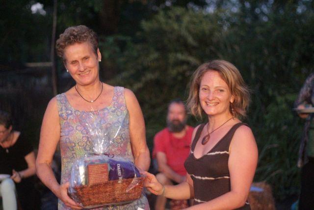 sonya wins prize