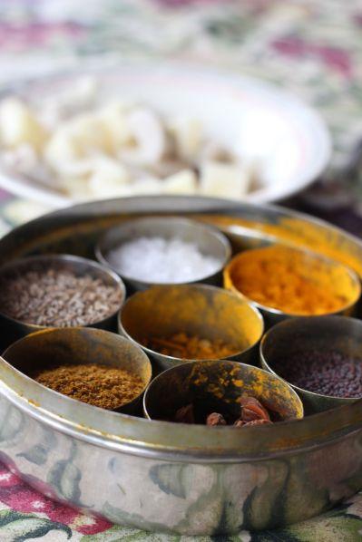 Bhavinis spices