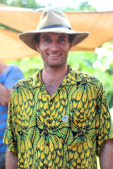 Banana shirt 1