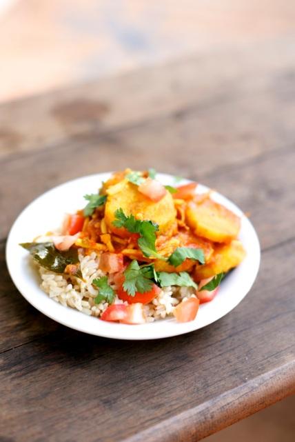 Bhavini curry