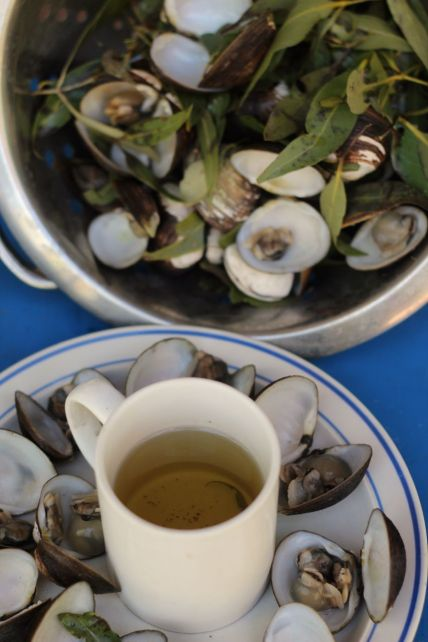 Mussel broth best