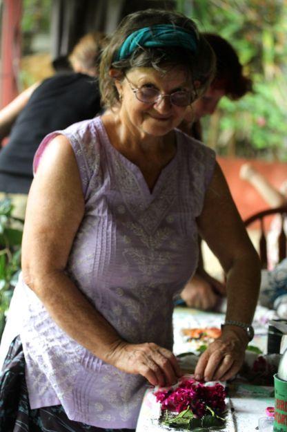 Shirley rolls